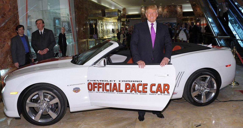 Bộ sưu tập xe hơi cực ngầu của Tổng thống Trump