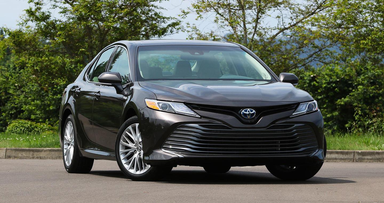 Toyota thống trị top 10 mẫu ôtô tốt nhất 2019