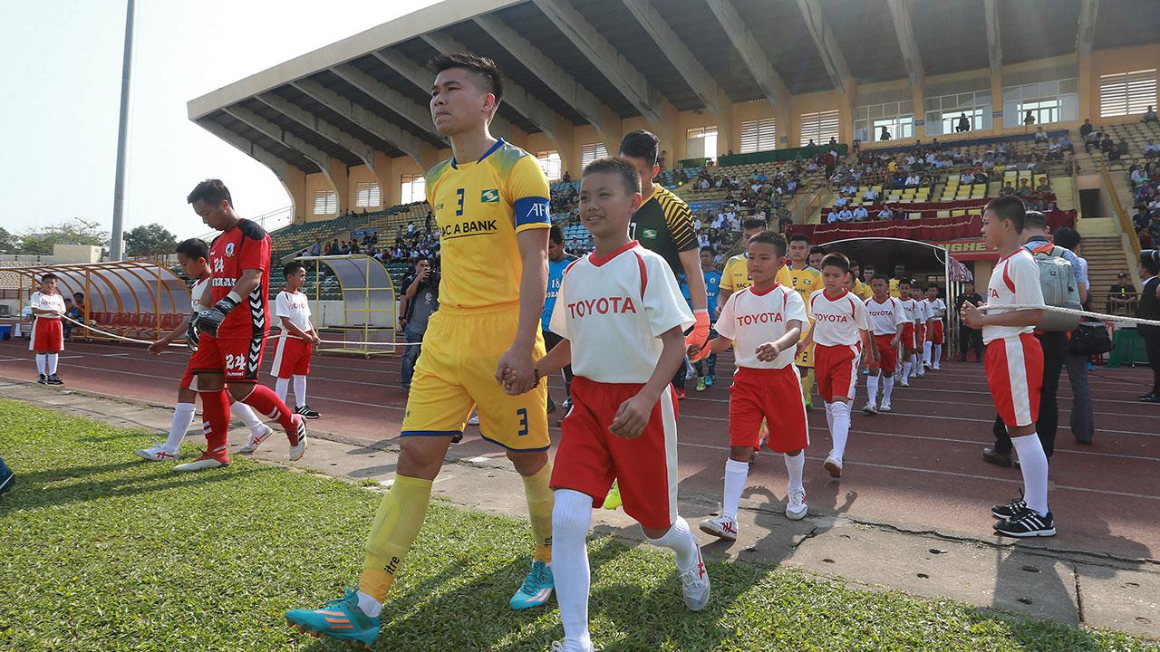 Toyota tiếp tục đồng hành cùng giải đấu AFC Cup 2019