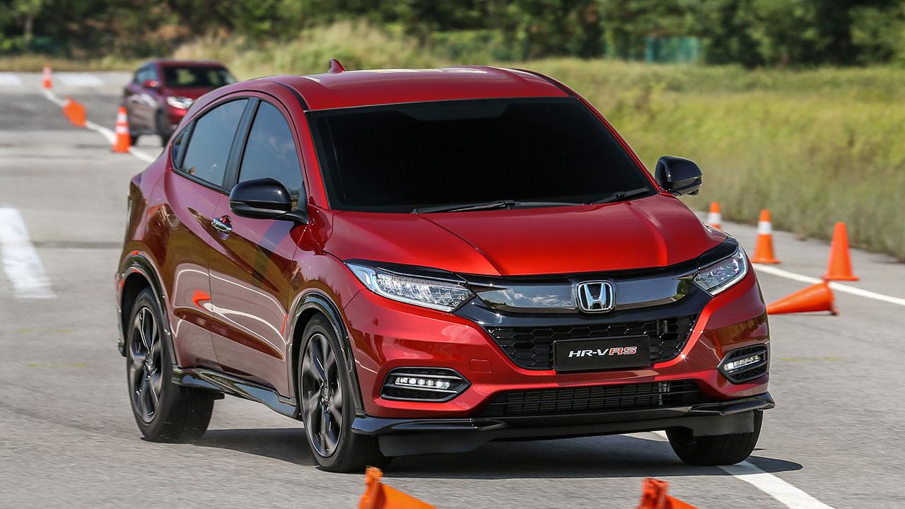 """Honda HR-V 2019 """"gây sốt"""" tại Malaysia"""