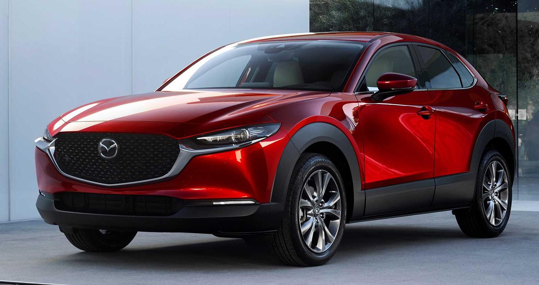 Ra mắt Mazda CX-30 2020 với ngoại hình hiện đại, cao cấp