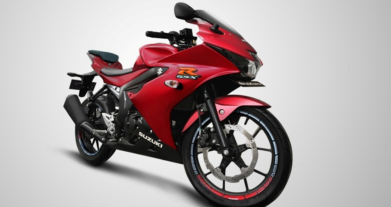 Suzuki GSX-R150 thêm màu mới cá tính hơn, giá từ 2.170 USD