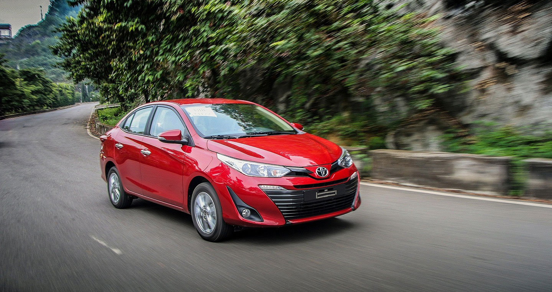 Toyota Việt Nam tung nhiều khuyến mại hấp dẫn trong tháng 3