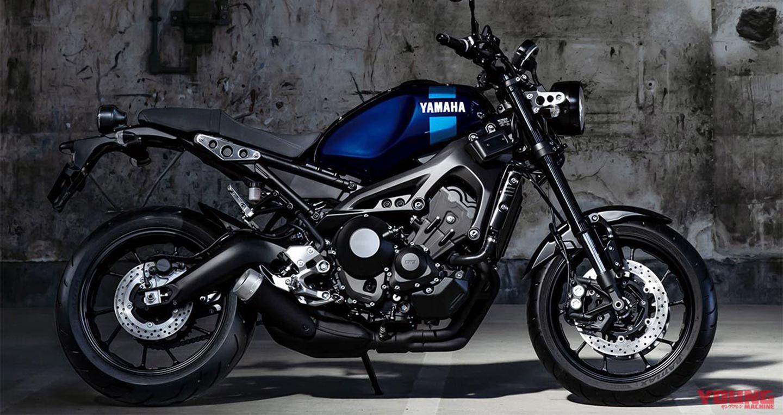 Yamaha XSR 900 ABS 2019 trình làng, giá hơn 9.000 USD