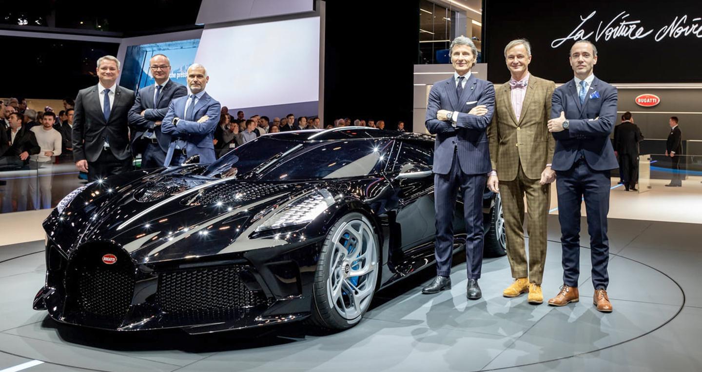 Điểm danh dàn xe mới ấn tượng tại triển lãm Geneva 2019