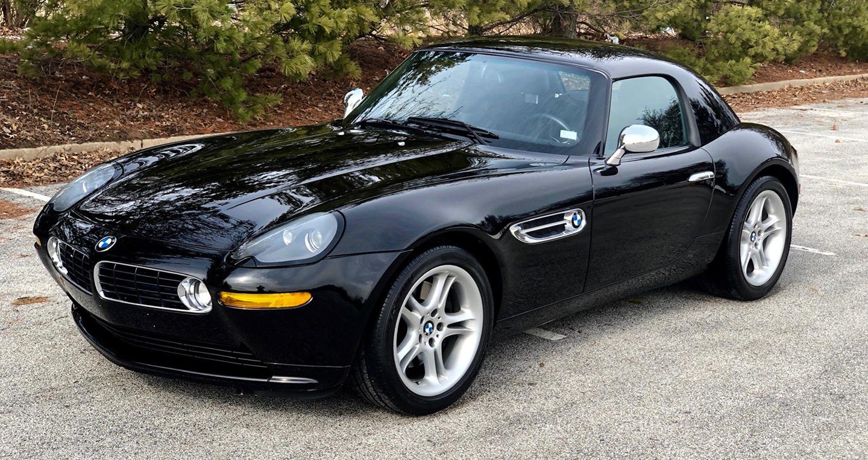 Hàng hiếm BMW Z8 đời 2000 có giá ngang siêu xe mới