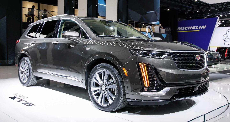 Cadillac XT6 2020 có giá khởi điểm từ 53.590 USD