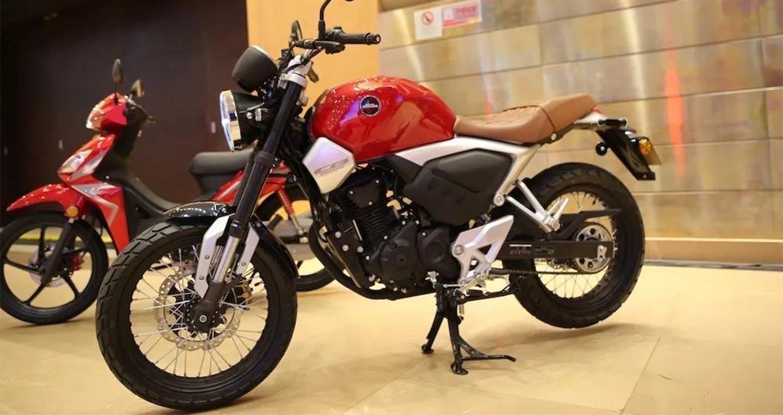 Honda trình làng mẫu Retro thể thao CB190SS hoàn toàn mới