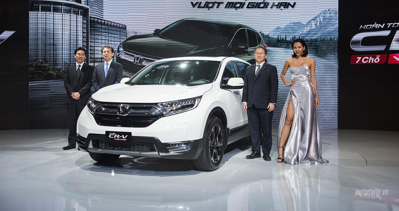 Top 10 xe bán chạy nhất tháng 2/2019, CR-V tiếp tục thống trị