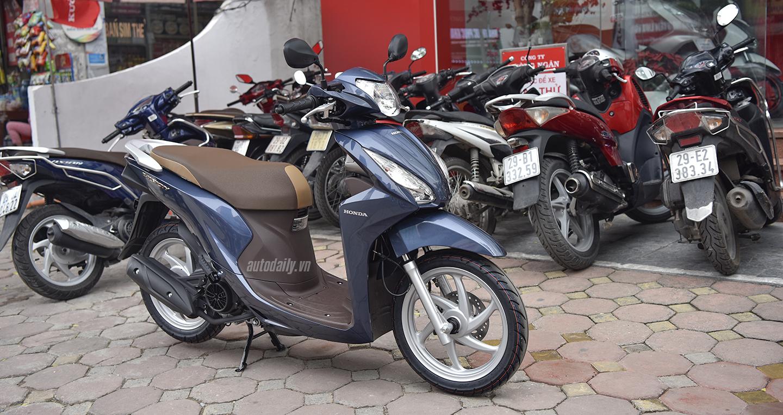 Vướng nghỉ Tết, Honda vẫn bán được gần 149.000 xe máy trong tháng 2/2019