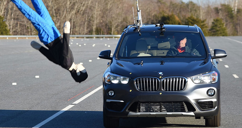 BMW X1 nhận 0 điểm đánh giá trong bài thử nghiệm phanh khẩn cấp tự động