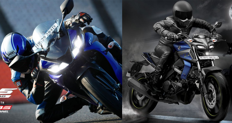 So sánh Yamaha MT-15 và YZF-R15 V3.0: Cán cân nghiêng về bên nào?