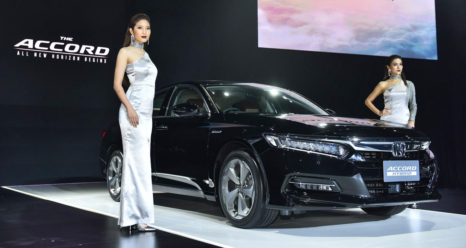 Honda Accord 2019 ra mắt tại Đông Nam Á, giá từ 1,099 tỷ