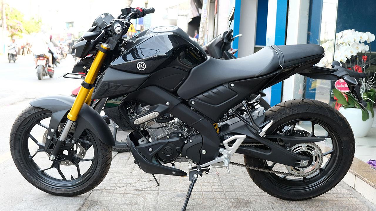 Giá 79 triệu, Yamaha MT-15 2019 nhập Indonesia về Việt Nam có gì đặc biệt?