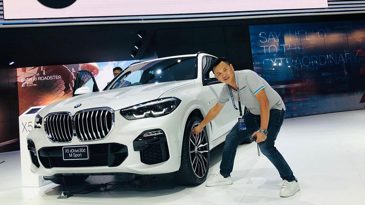 Đánh giá nhanh BMW X5 2019: Mẫu SUV tốt nhất nhà BMW, chờ ngày về Việt Nam