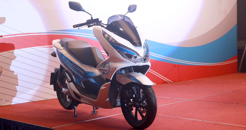 180 xe Honda PCX Electric phục vụ dự án nghiên cứu khả năng sử dụng xe điện tại Việt Nam