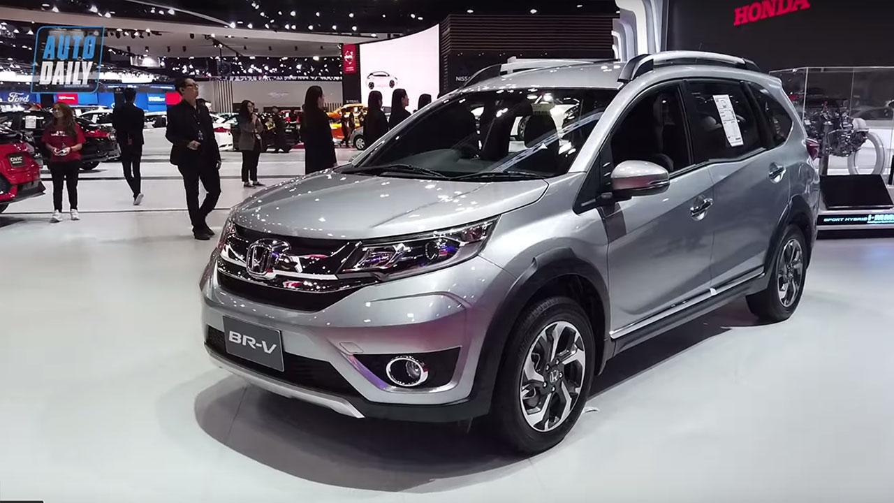 Đánh giá nhanh Honda BR-V: MPV 7 chỗ giá rẻ sắp về Việt Nam