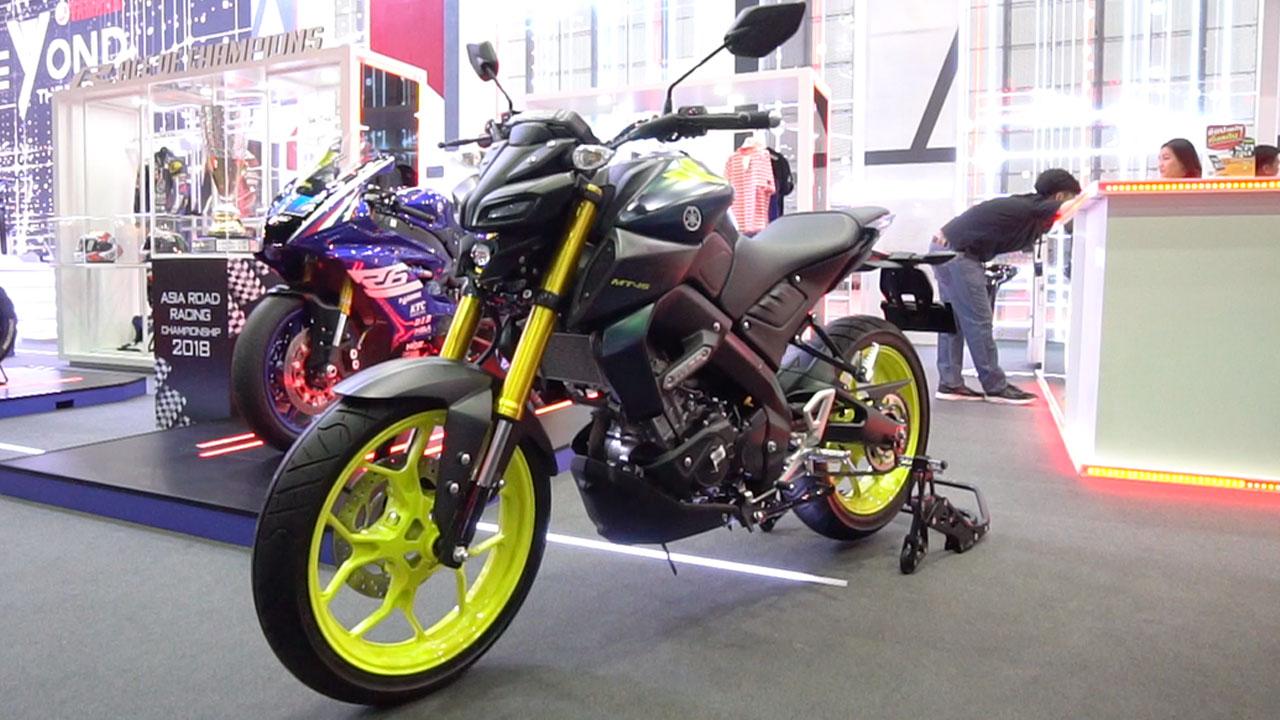 Yamaha MT-15 có gì đặc biệt với giá 79 triệu đồng?