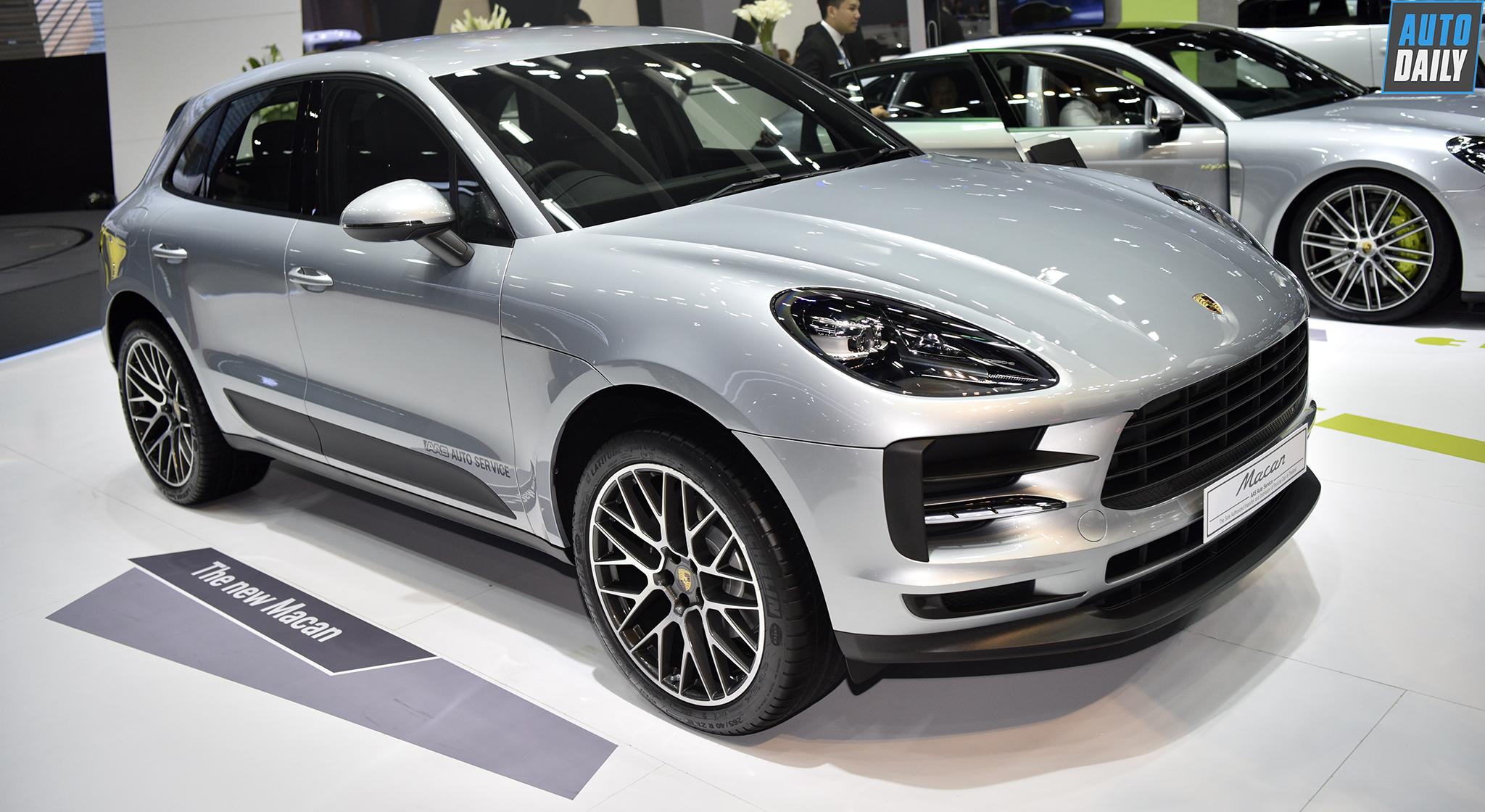 Đánh giá nhanh Porsche Macan 2019 sắp về Việt Nam