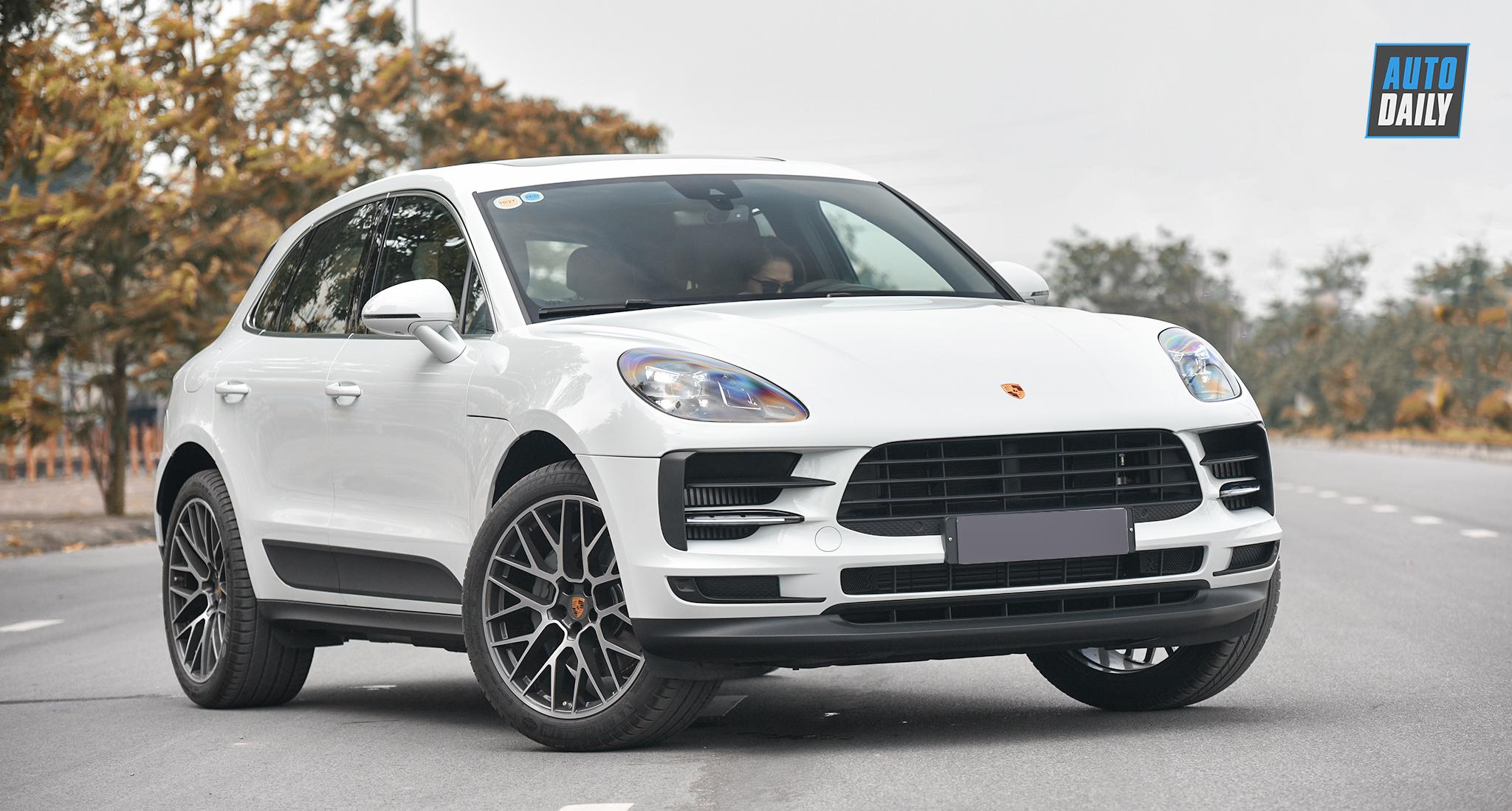 Ảnh chi tiết Porsche Macan S 2019 giá 4,55 tỷ đồng tại Hà Nội