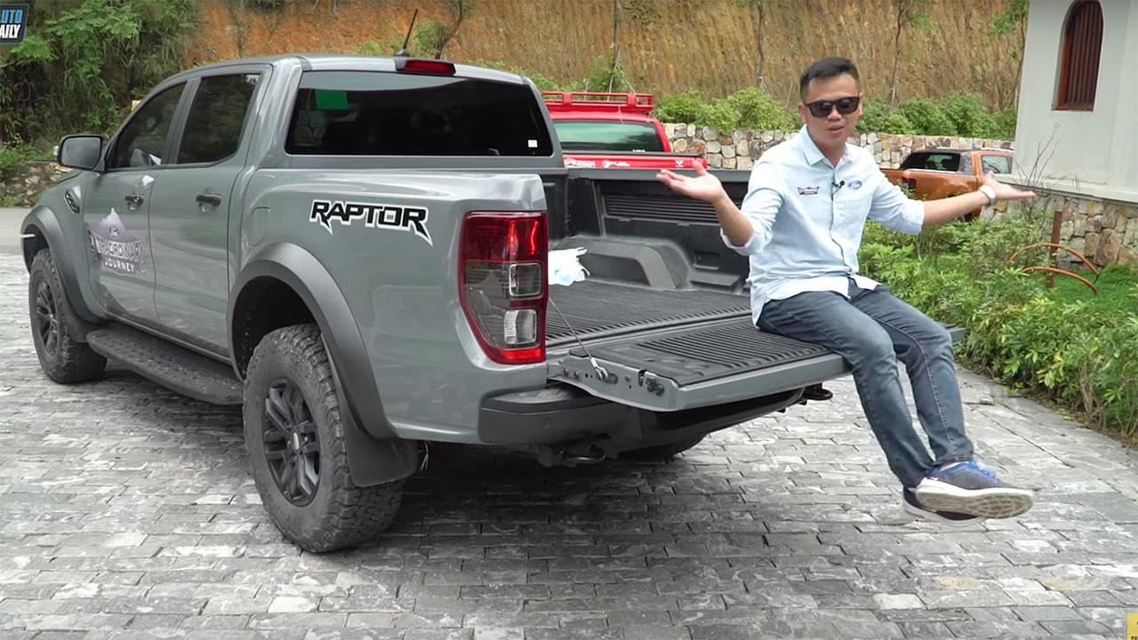 Đánh giá xe Ford Ranger Raptor: Mọi điều bạn muốn biết (P1)