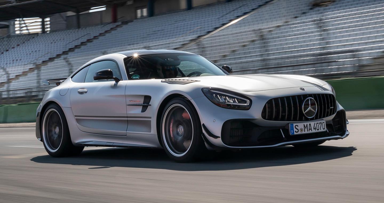 Chi tiết Mercedes-AMG GT R Pro 2020 với một loạt nâng cấp