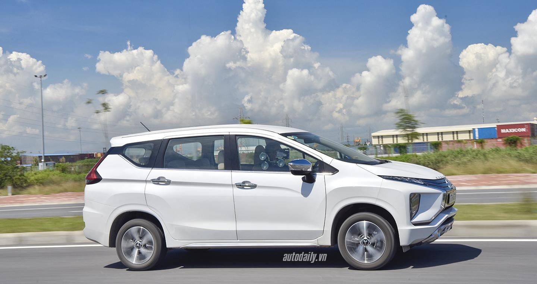Thử thách lái xe tiết kiệm nhiên liệu cùng Mitsubishi Xpander
