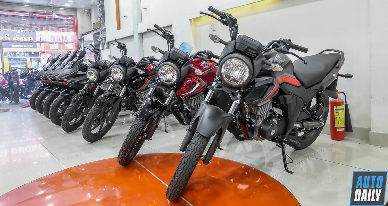 Honda CB150R Verza 2019 có giá hơn 40 triệu đồng tại Sài Gòn