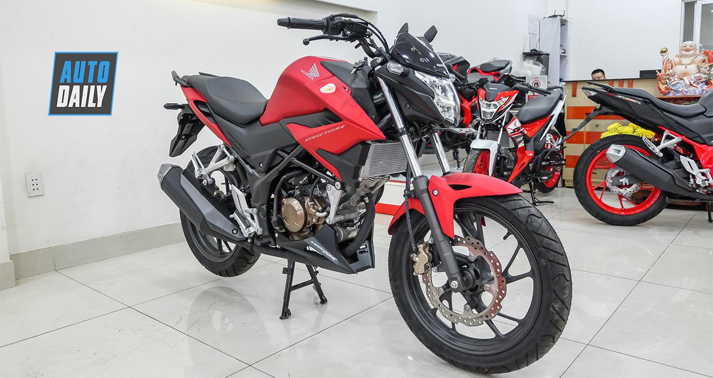 Honda CB150R StreetFire 2019 – đối thủ Yamaha FZ-150i về Việt Nam