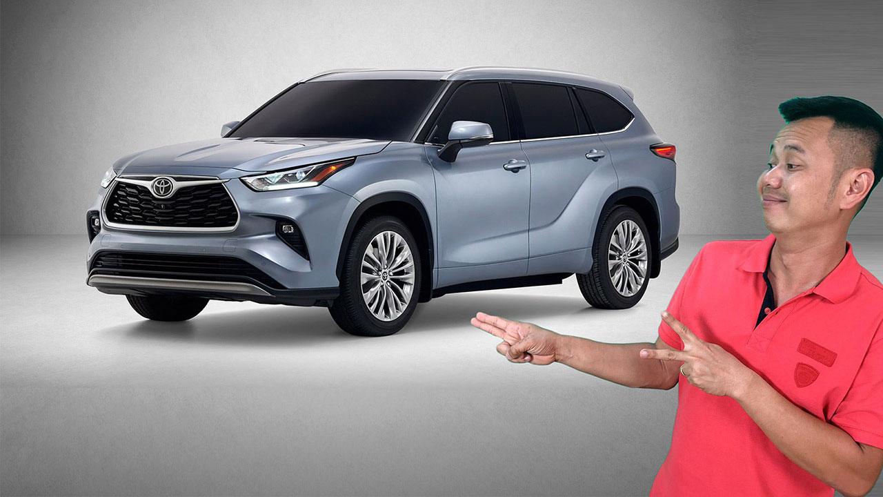 Toyota Highlander 2020: Rất Lexus, an toàn, bền bỉ và tiện nghi hơn
