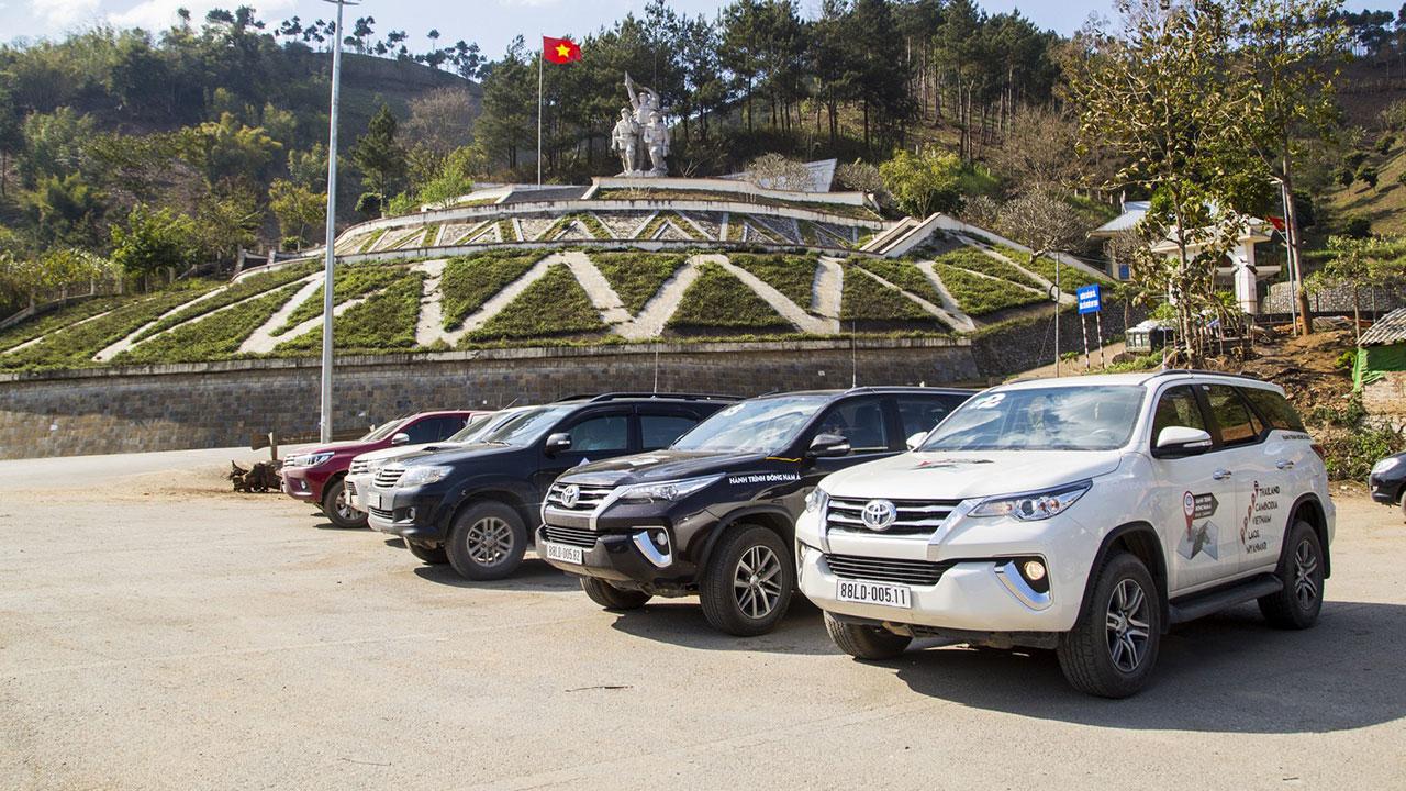Phân khúc SUV 7 chỗ tháng 3/2019: Toyota Fortuner tiếp tục thống trị