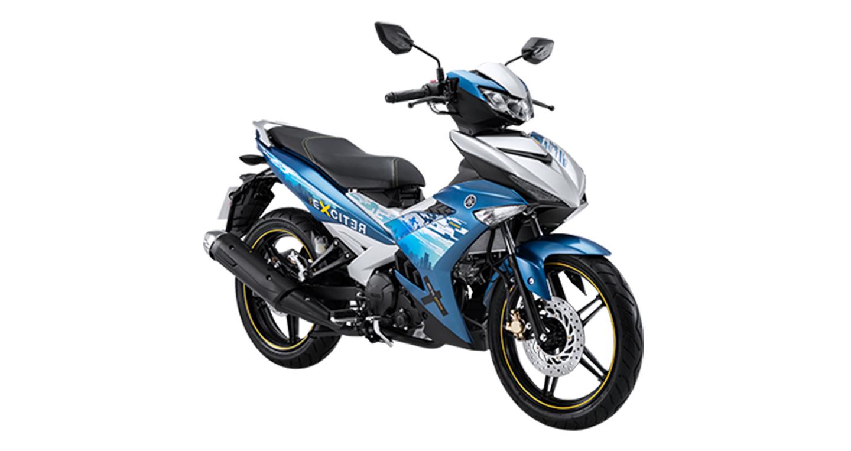 Yamaha Exciter 150 2019 thêm phiên bản giới hạn, giá 47,9 triệu