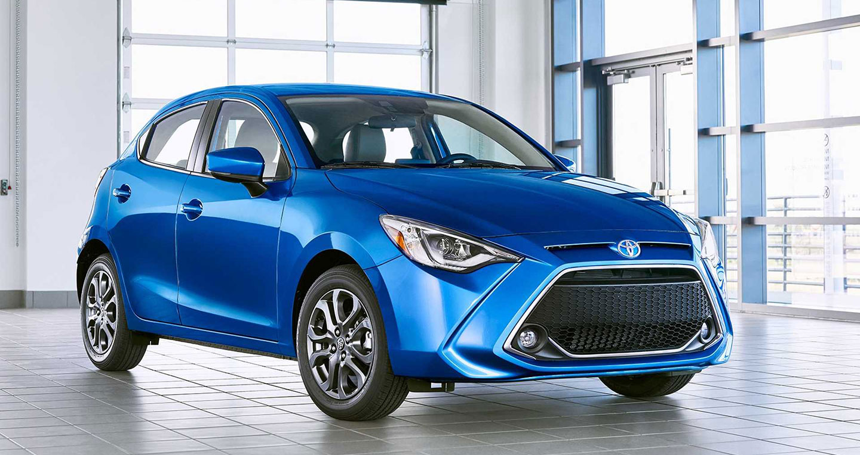 Ra mắt Toyota Yaris hatchback 2020 – Bản sao của Mazda2