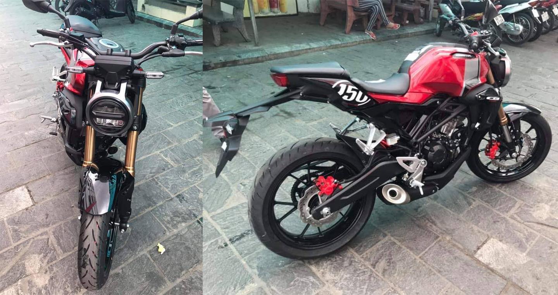 Honda CB150R 2019 đã về Việt Nam, giá từ 105 triệu đồng