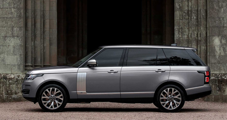 Range Rover 2020 sẽ được trang bị động cơ 6 xi-lanh thẳng hàng