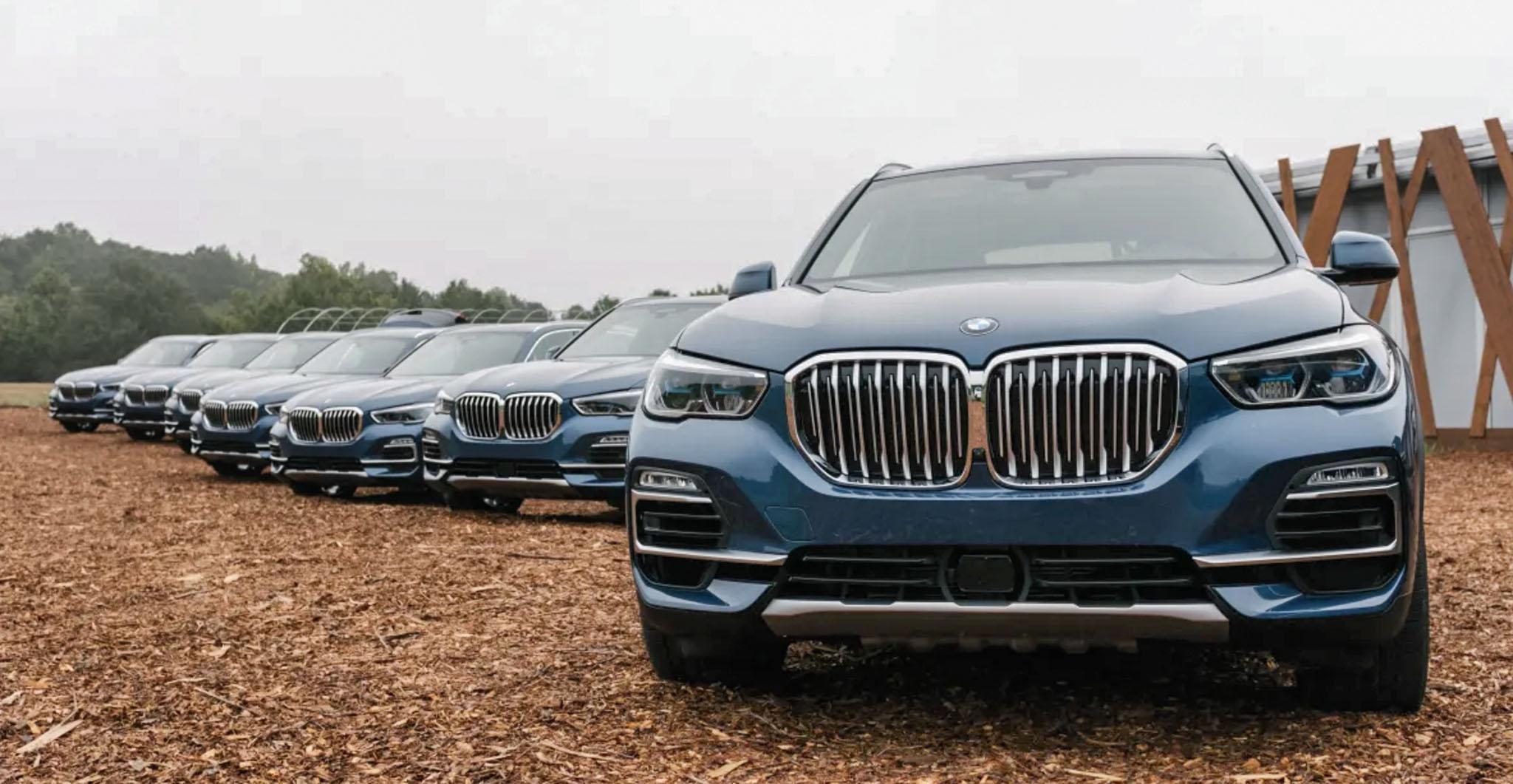 BMW tiếp tục dẫn đầu phân khúc xe sang tại Mỹ
