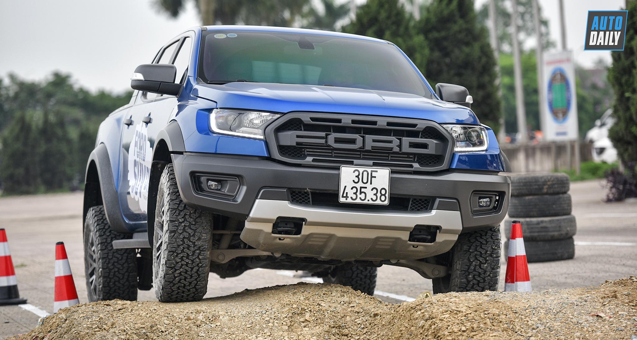 Cơ hội trải nghiệm các mẫu xe gầm cao của Ford tại Hà Nội