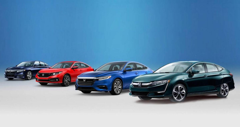 Honda sẽ ra mắt nền tảng khung xe hoàn toàn mới vào năm 2020