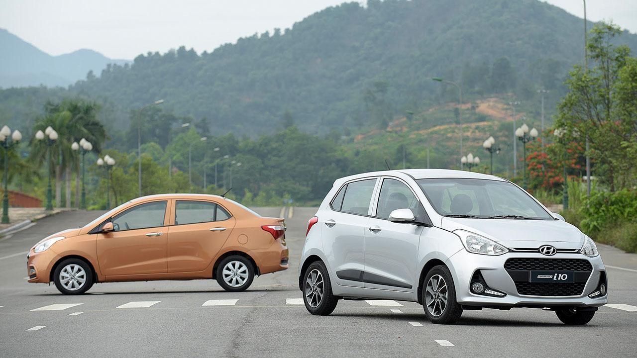 Doanh số xe Hyundai 4/2019: Grand i10 vươn lên dẫn đầu thị trường