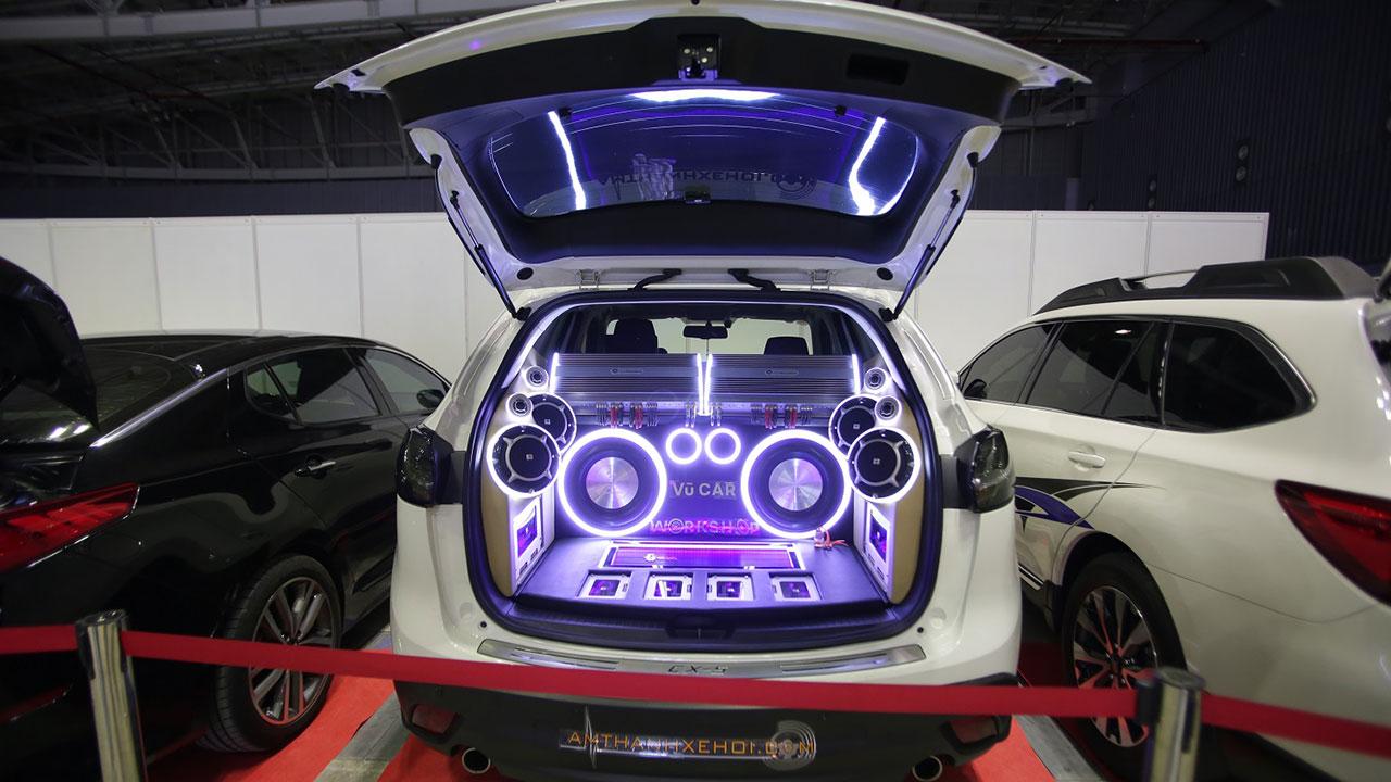 Giải đấu âm thanh xe hơi EMMA Việt Nam 2019 sắp diễn ra