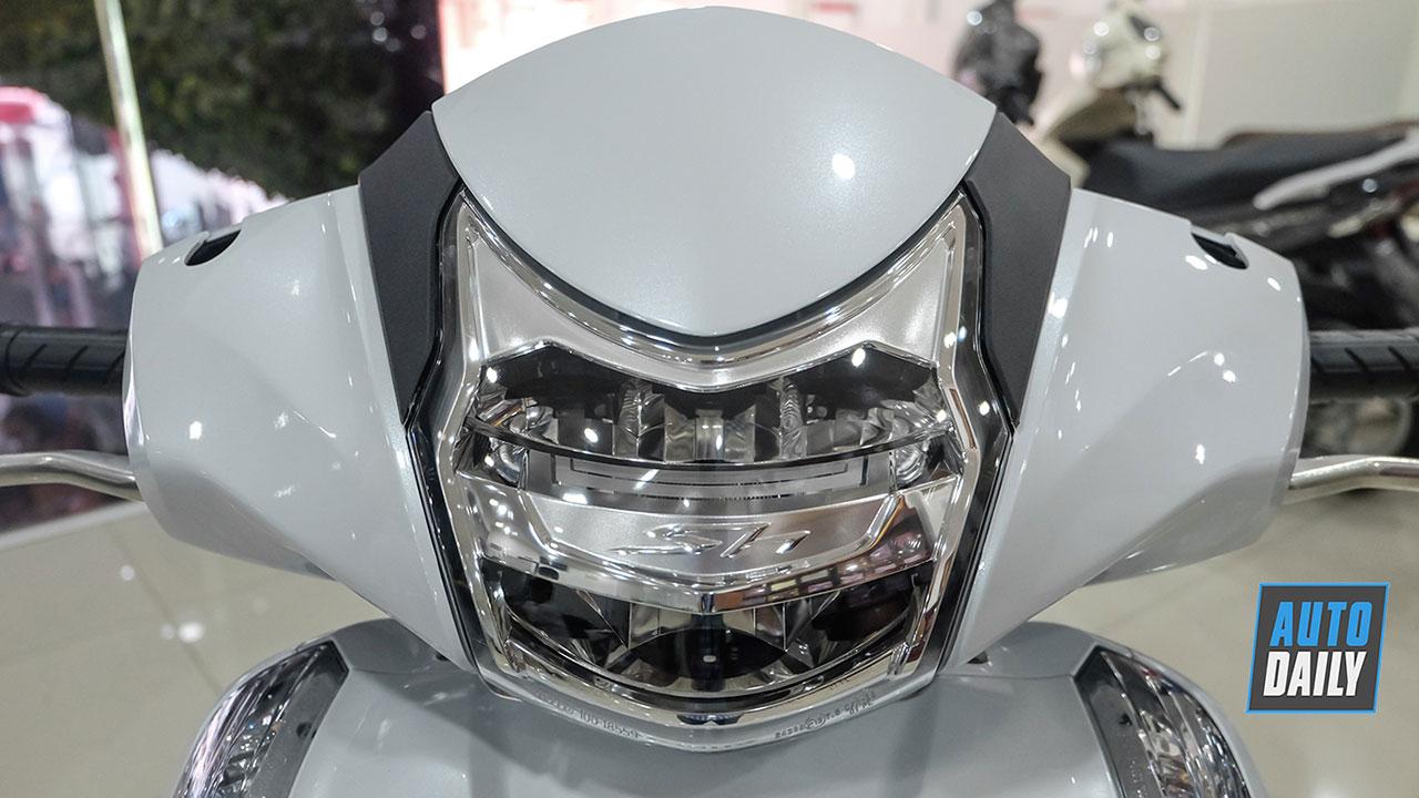 Ảnh chi tiết Honda SH300i 2019 tại Việt Nam
