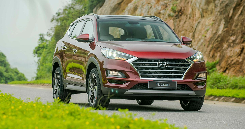 Chi tiết Hyundai Tucson 2019 giá từ 799 triệu đồng, đấu Mazda CX-5