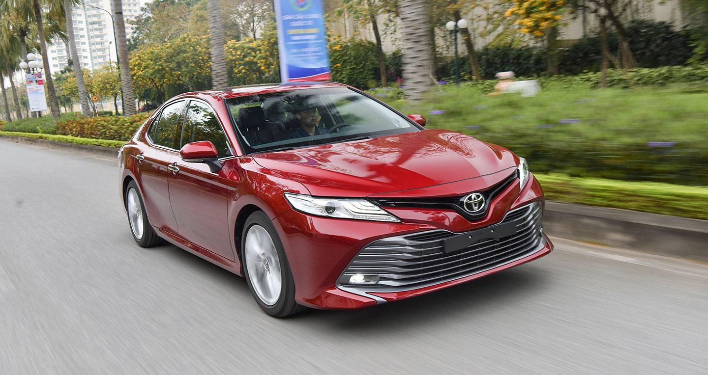 Gần 4.200 xe Toyota đến tay khách hàng Việt trong tháng 4/2019