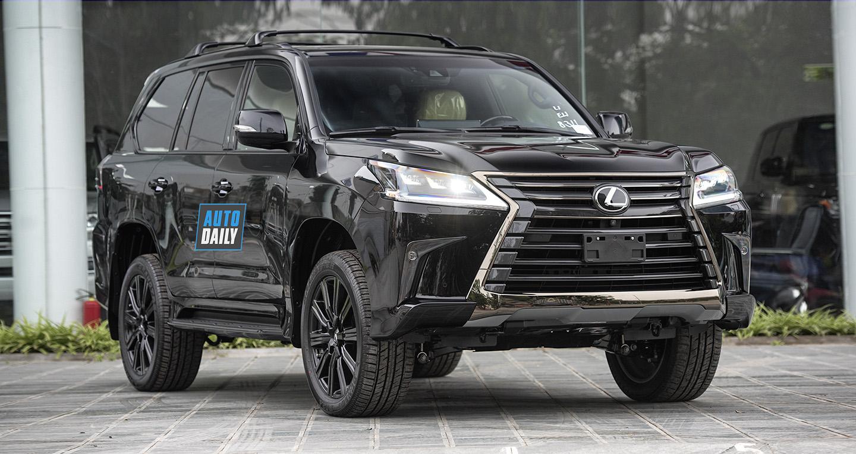 Chi tiết Lexus LX570 Inspiration 2019 giá hơn 9 tỷ vừa về Việt Nam