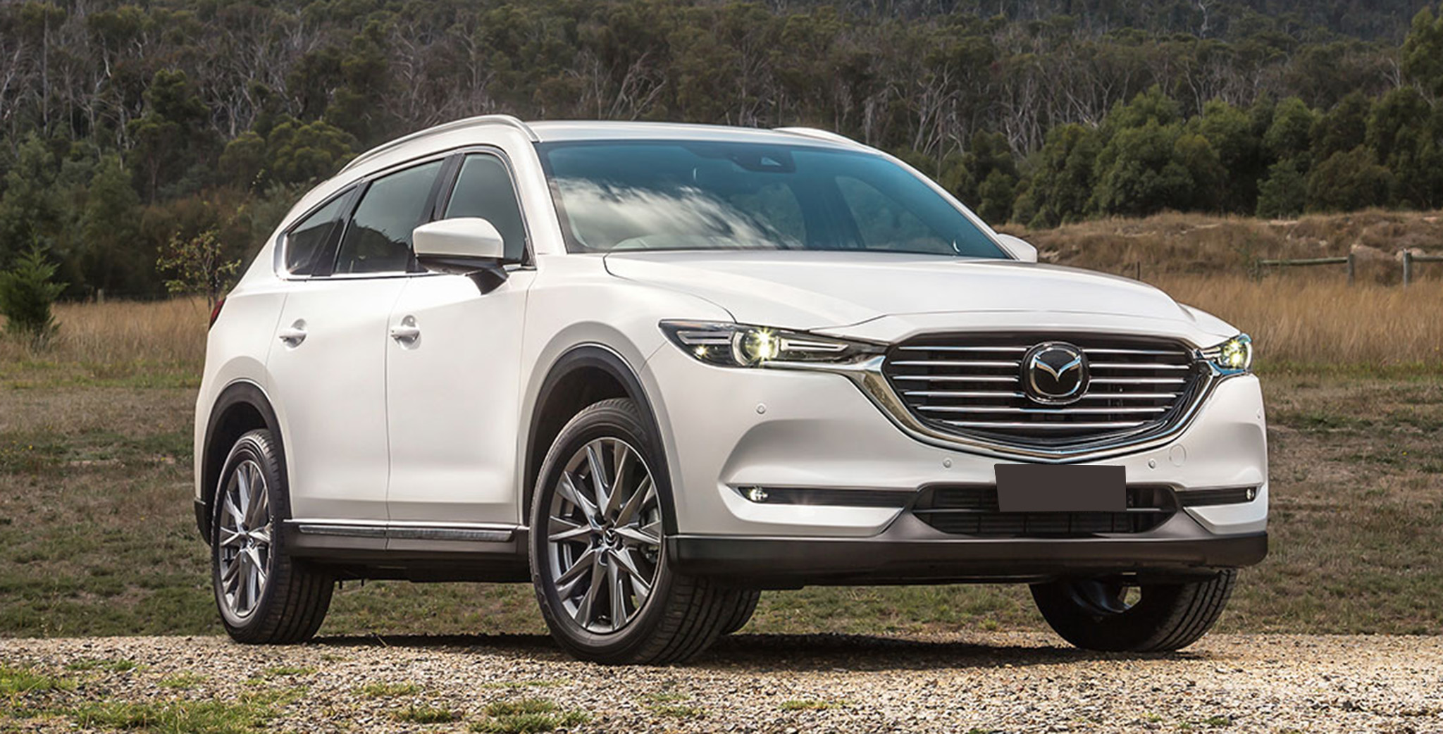 Rộ thông tin Mazda CX-8 sẽ được THACO lắp ráp trong nước