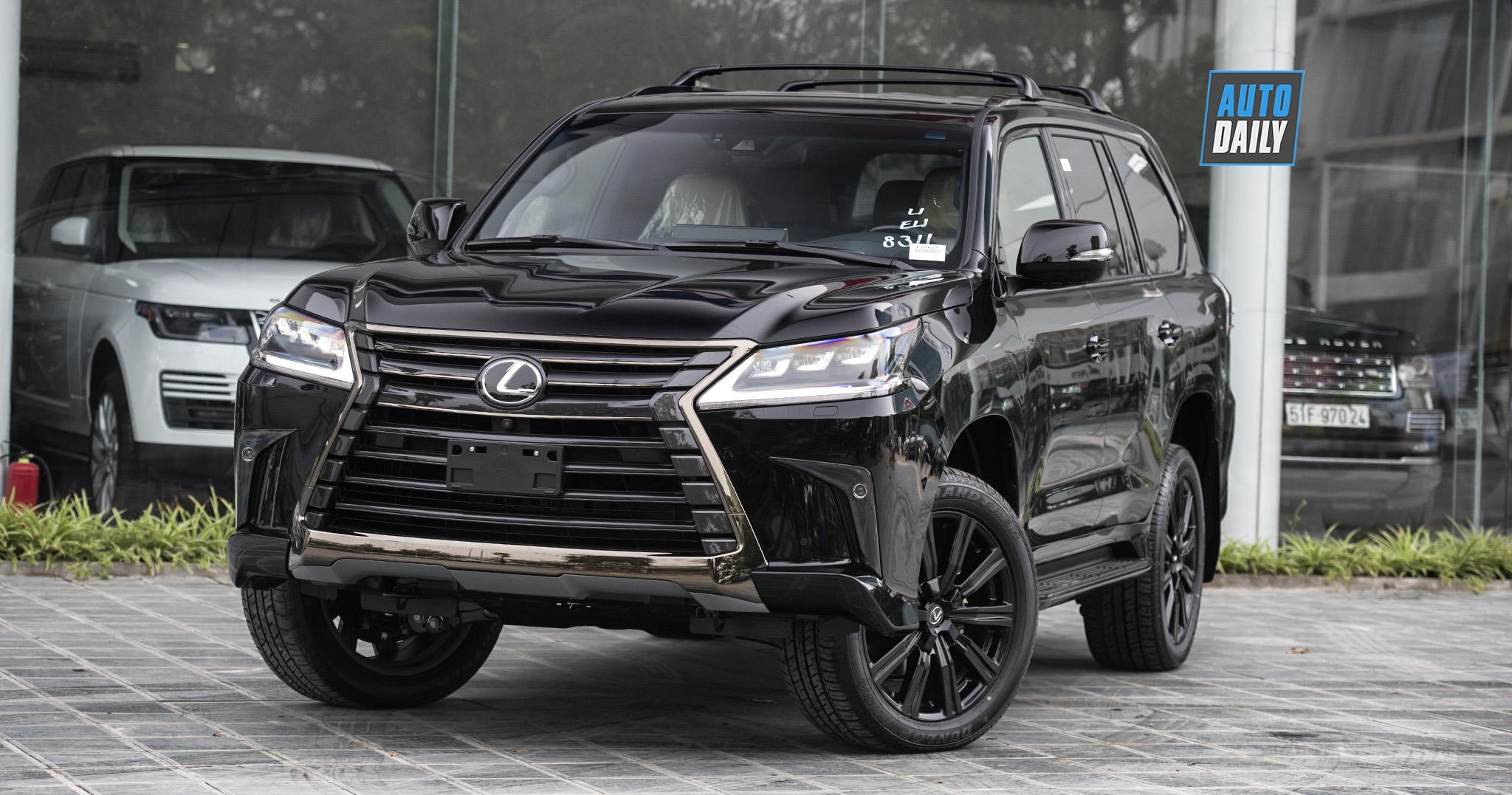 Lexus LX570 Inspiration 2019 1/500 đầu tiên về VN, giá hơn 9 tỷ