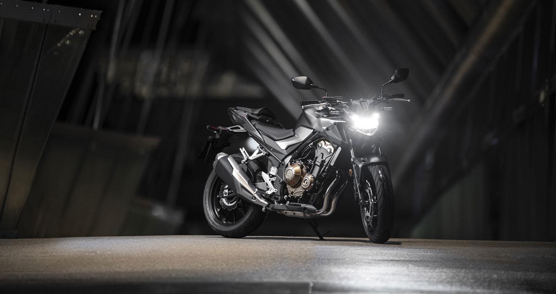 Honda CB500F 2019 ra mắt thị trường Việt Nam, giá 179 triệu đồng