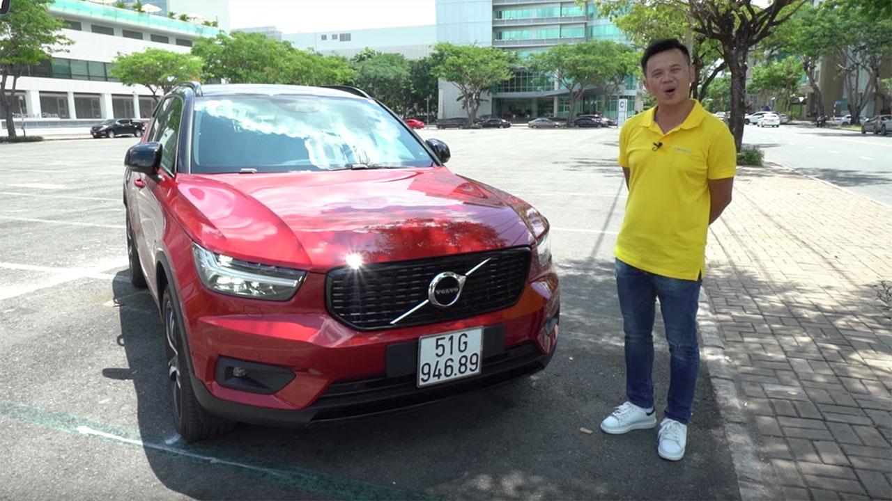Lái thử và Đánh giá chi tiết Volvo XC40 R-Design giá 1,75 tỷ: Thực sự là MÓN HỜI?