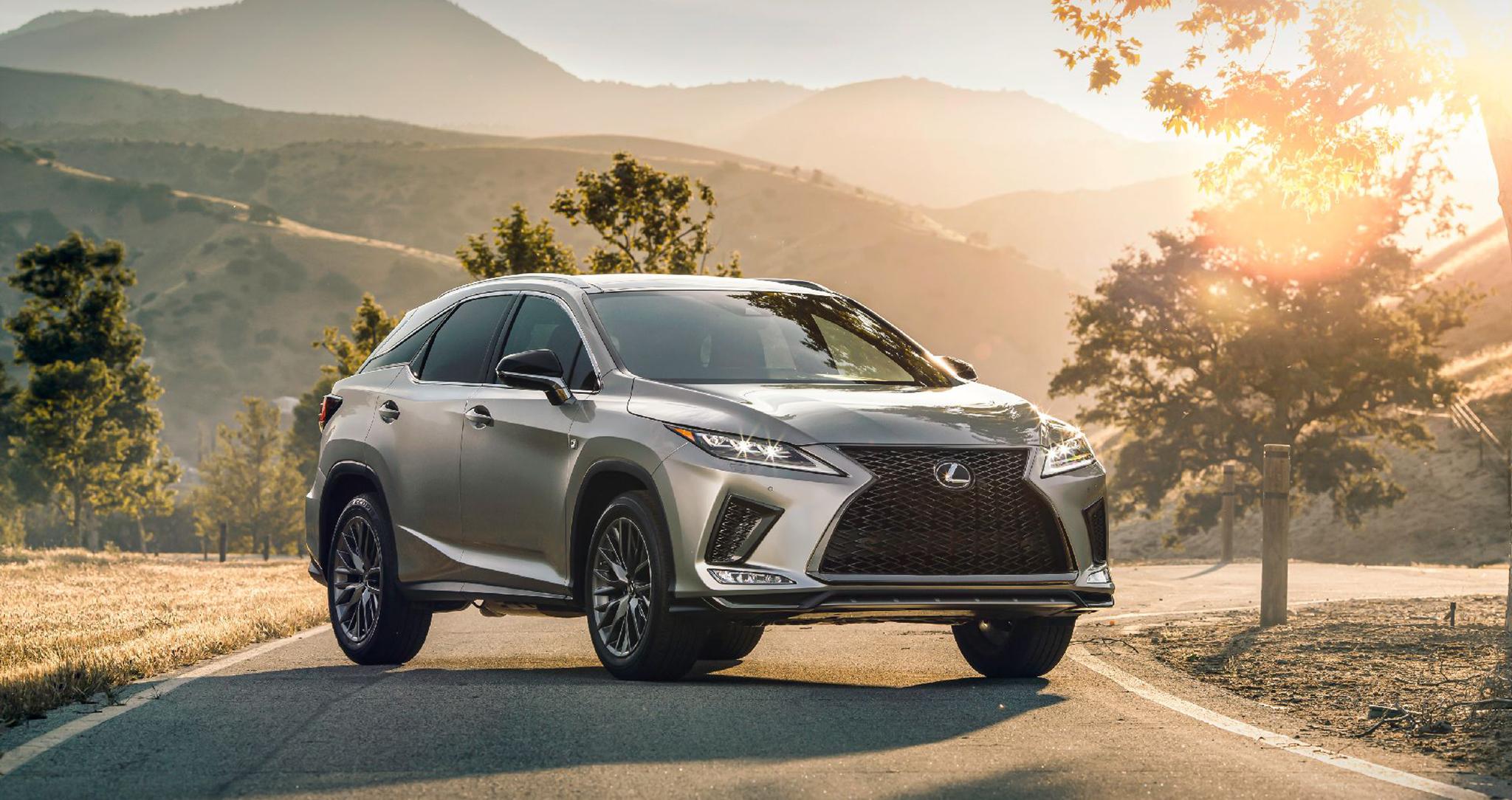 Lexus RX 2020 ra mắt, nâng cấp ngoại thất và công nghệ