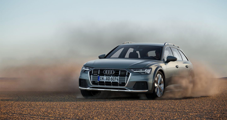 Audi A6 Allroad 2020 ra mắt, tăng khả năng off-road